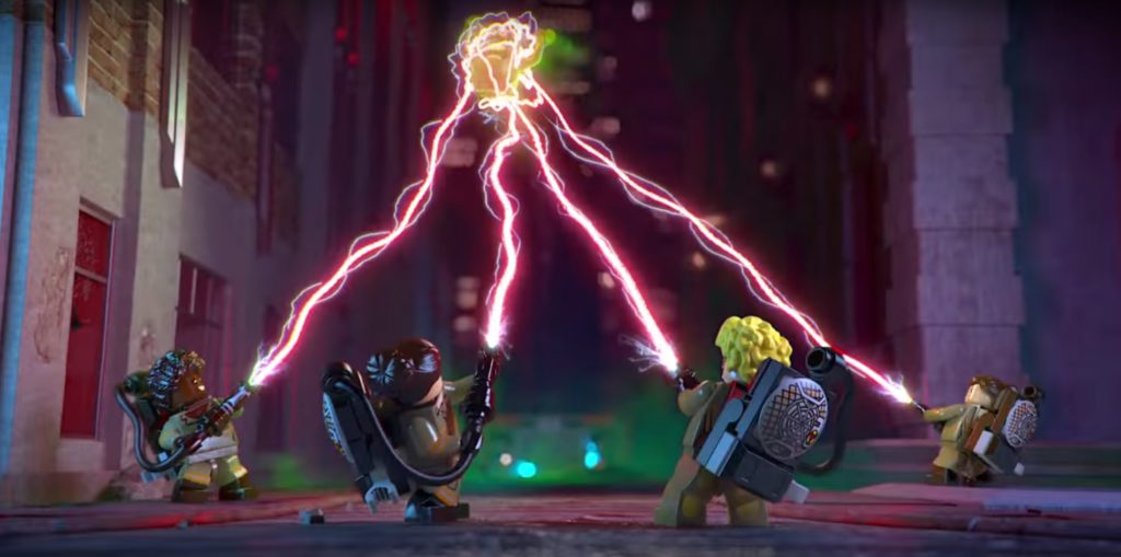 LEGO Dimensions Phase 2 - Female Ghostbusters