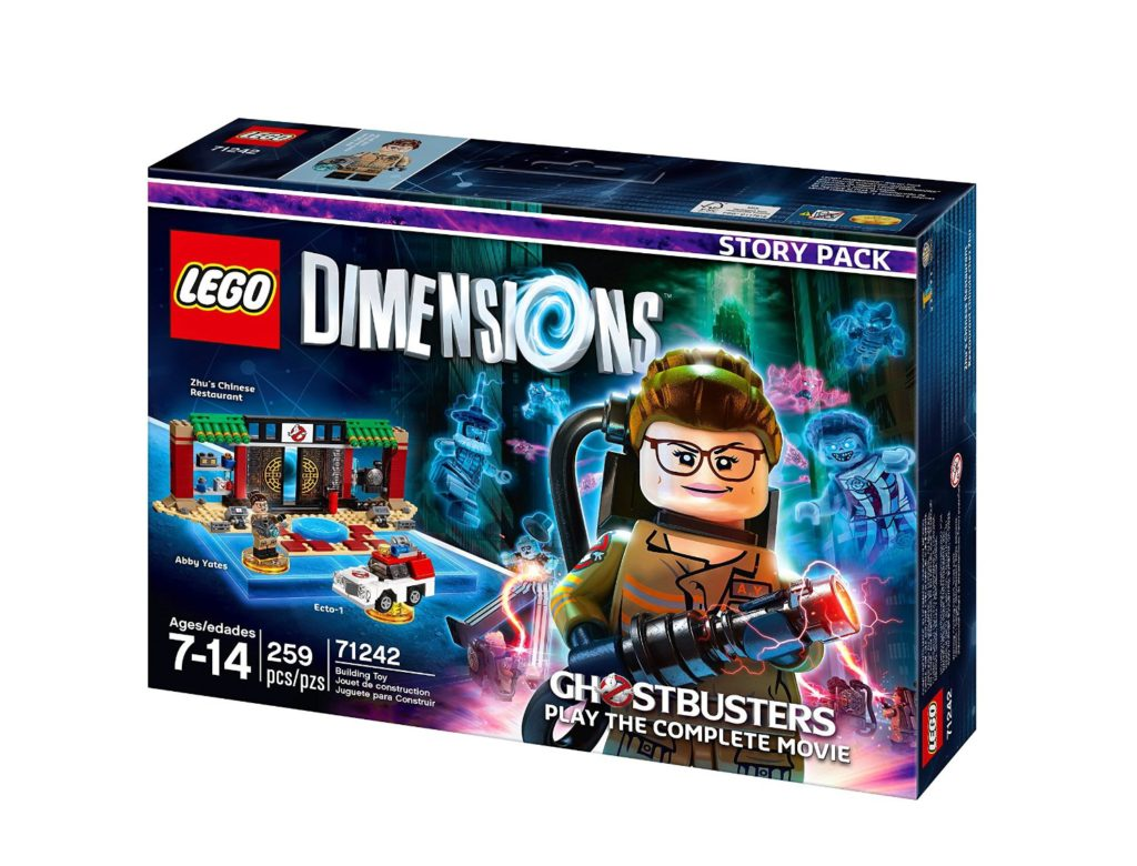 LEGO Dimensions Phase 2 - Ghostbusters Story Pack