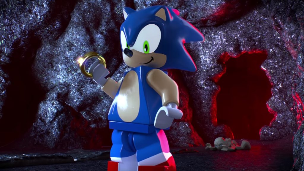 LEGO Dimensions Phase 2 - Sonic The Hedgehog