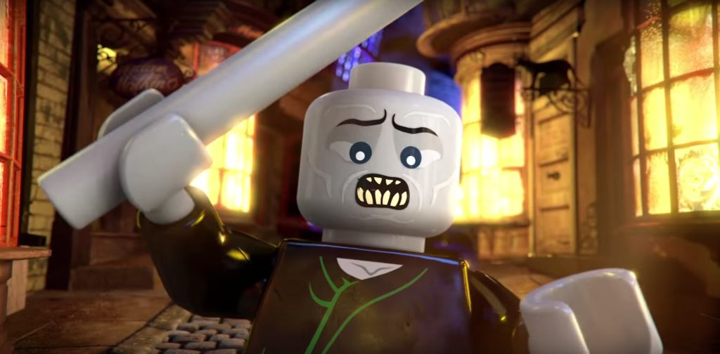 LEGO Dimensions Phase 2 - Voldemort