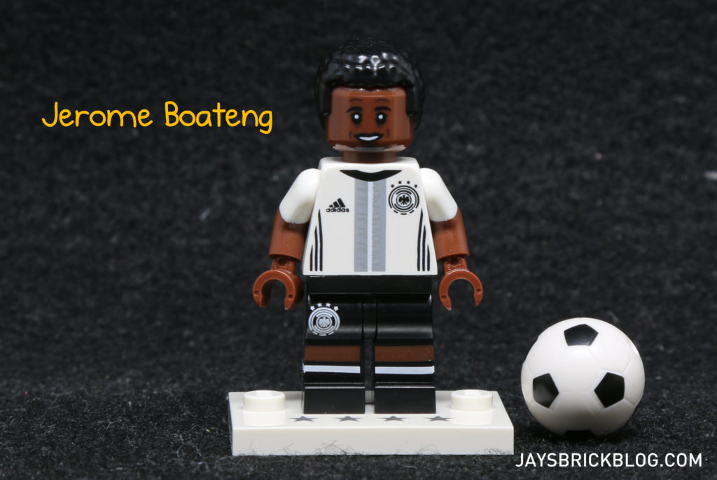 LEGO German Football Minifigures - Jerome Boateng Minifig