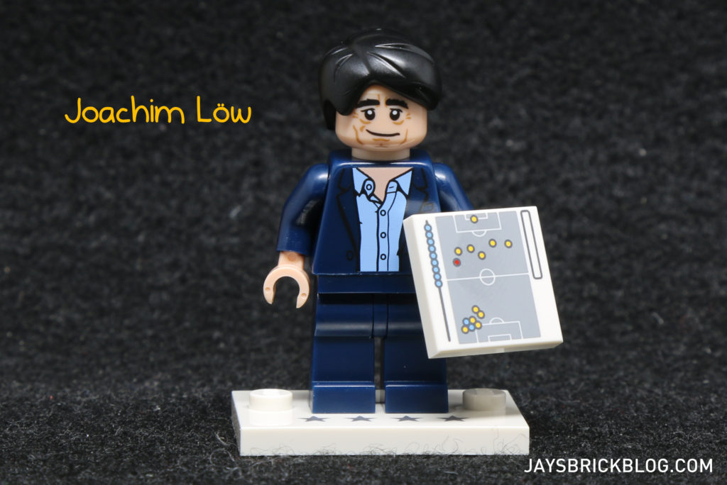LEGO German Football Minifigures - Joachim Low Minifig
