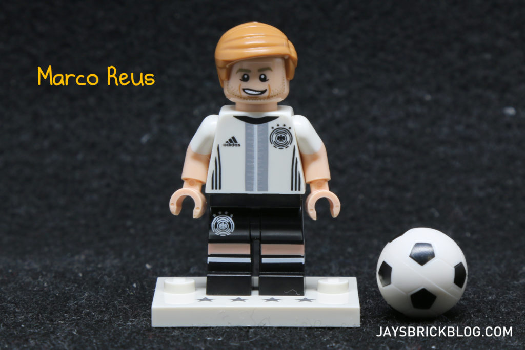 LEGO German Football Minifigures -Marco Reus Minifig