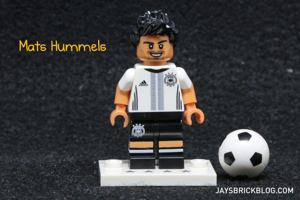 LEGO German Football Minifigures - Mats Hummel Minifig