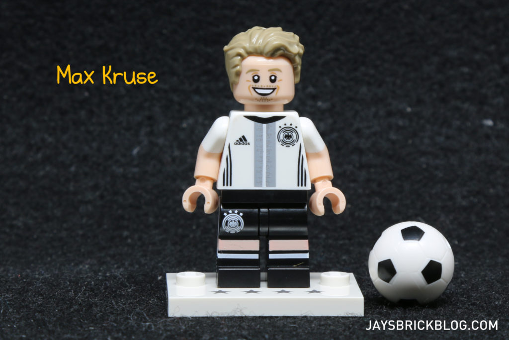LEGO German Football Minifigures - Max Kruse Minifig