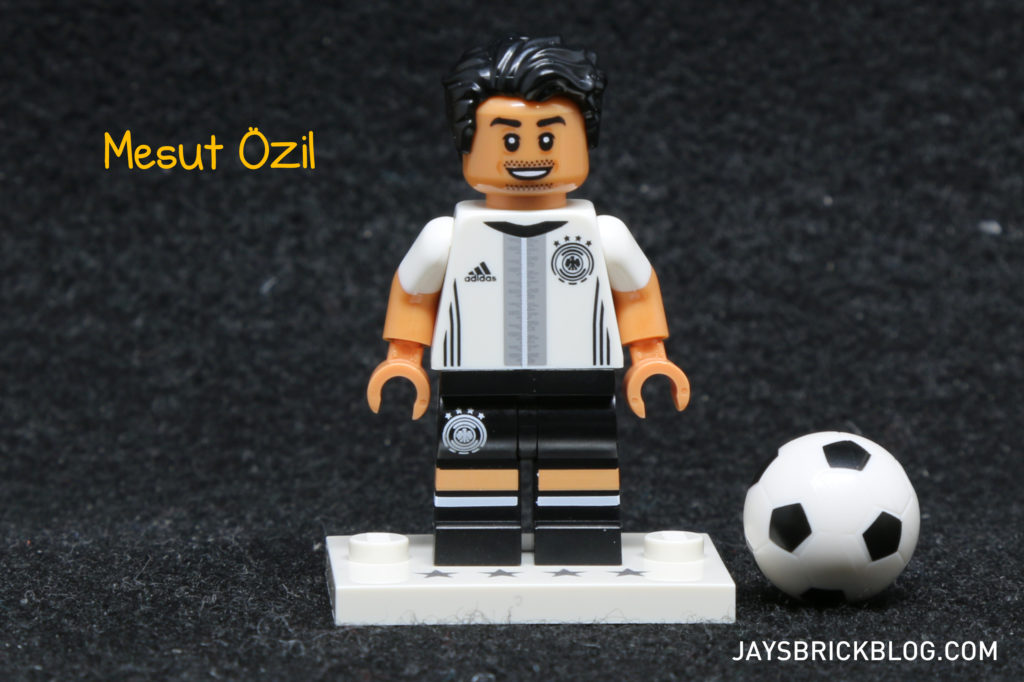 LEGO German Football Minifigures -Mesut Ozil Minifig