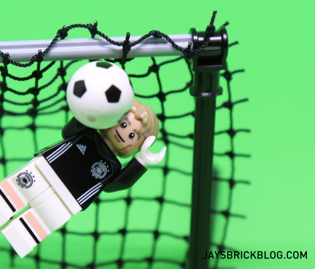 LEGO German Football Minifigures - Neuer Save