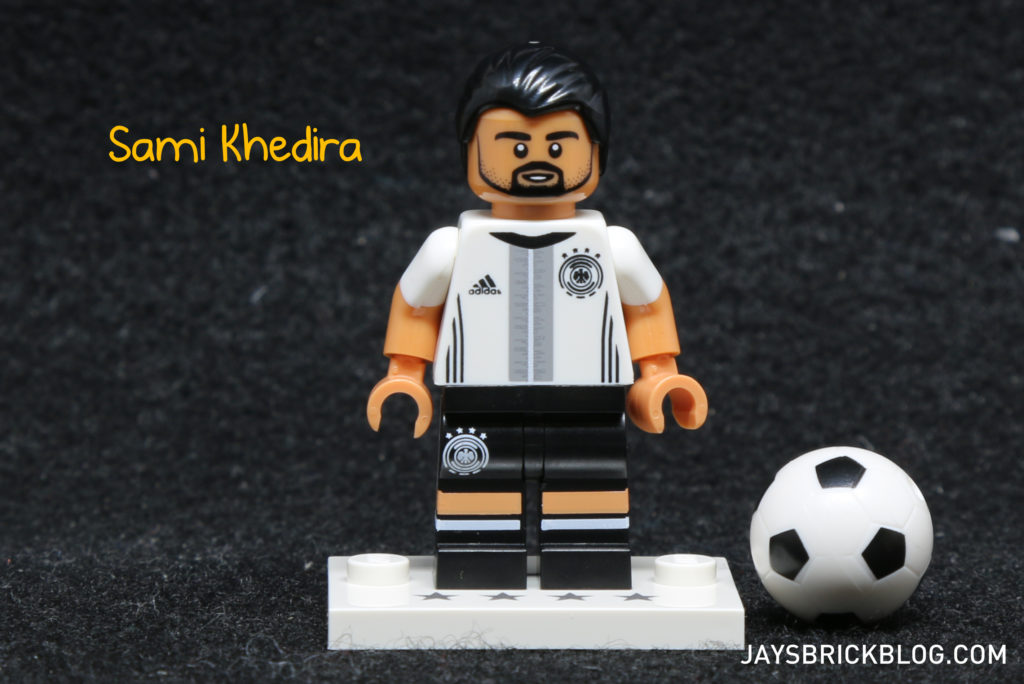 LEGO German Football Minifigures - Sami Khedira Minifig
