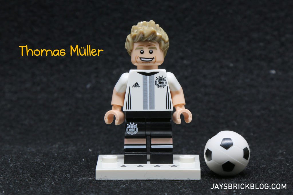 LEGO German Football Minifigures - Thomas Muller Minifig