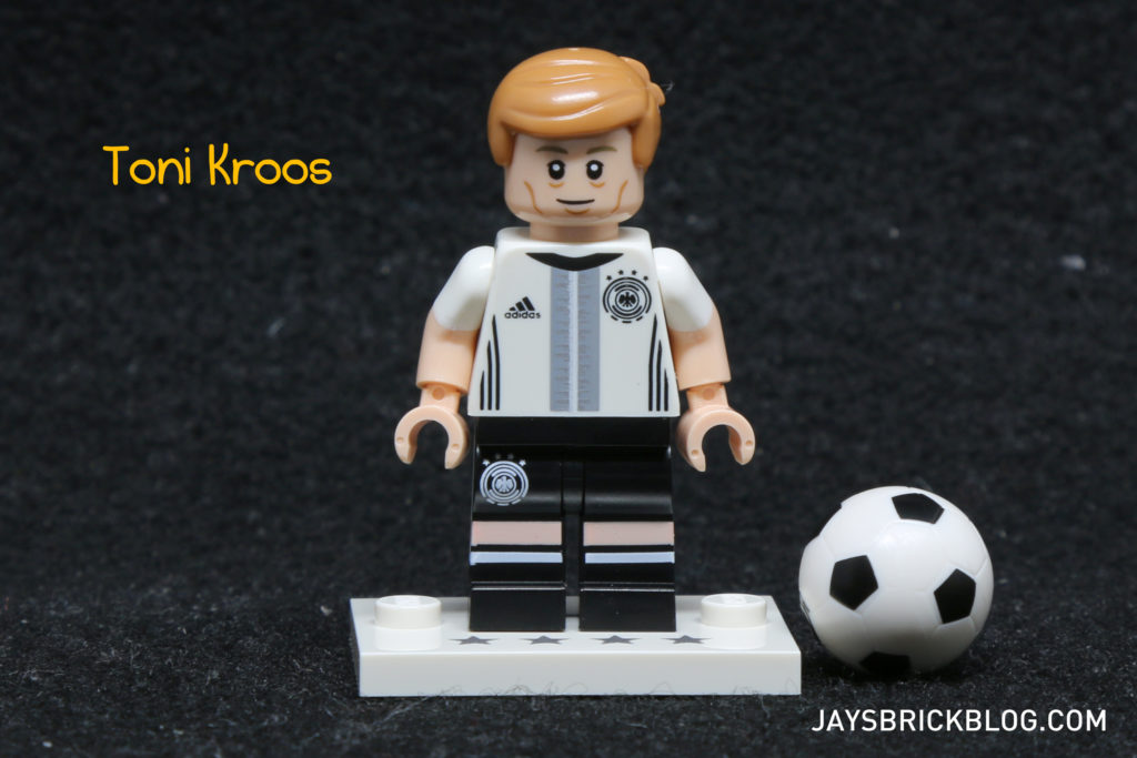 LEGO German Football Minifigures -Toni Kroos Minifig