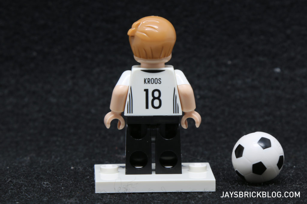 LEGO German Football Minifigures - Toni Kroos Minifig Back