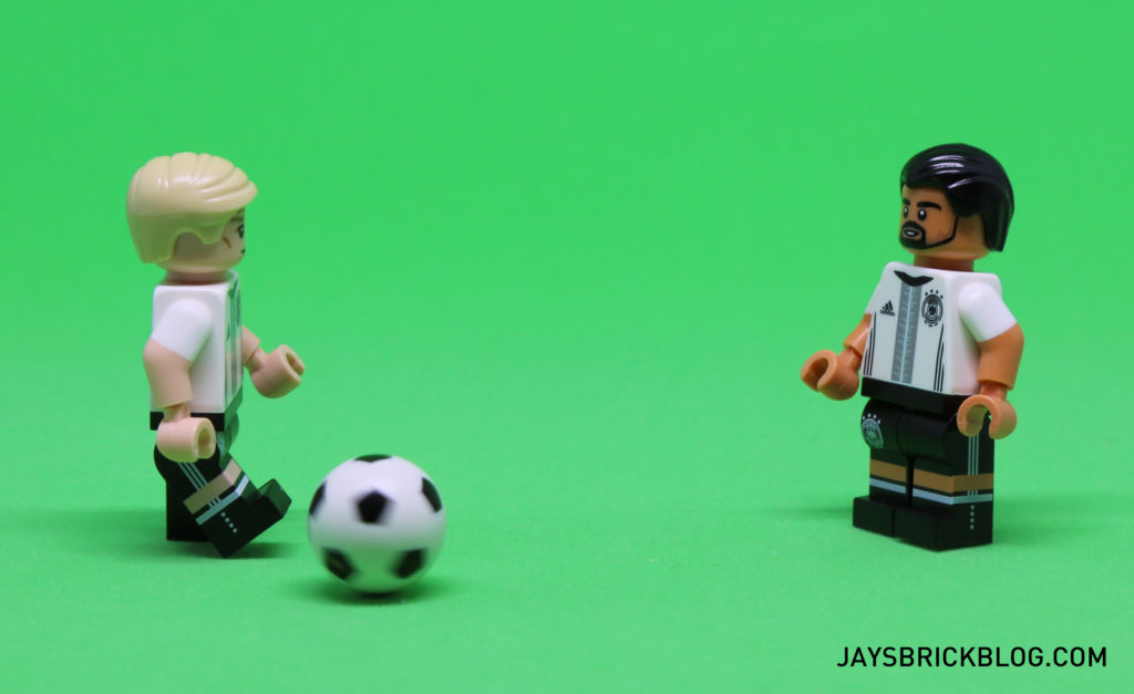 LEGO German Football Minifigures - Training