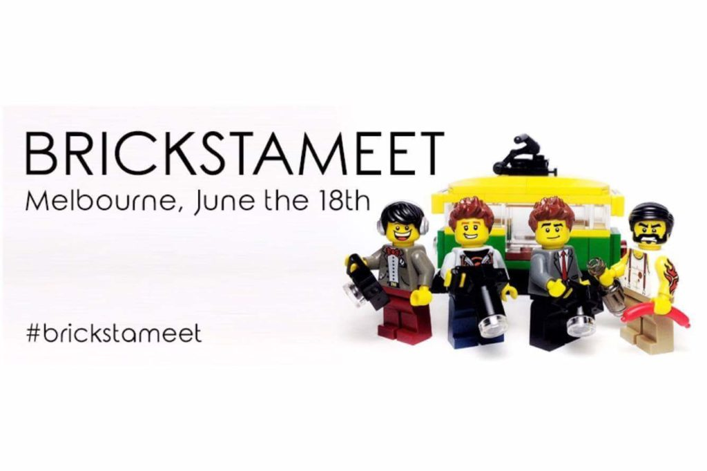 Melbourne Brickstameet June 2016