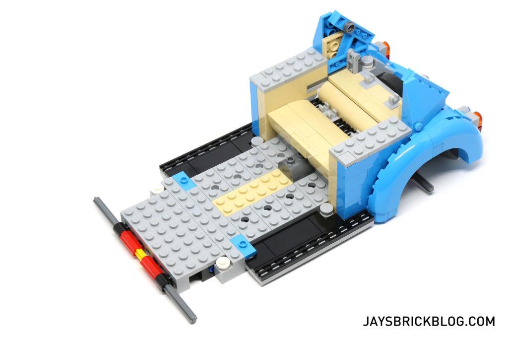 LEGO 10252 Volkswagen Beetle - Bag 1
