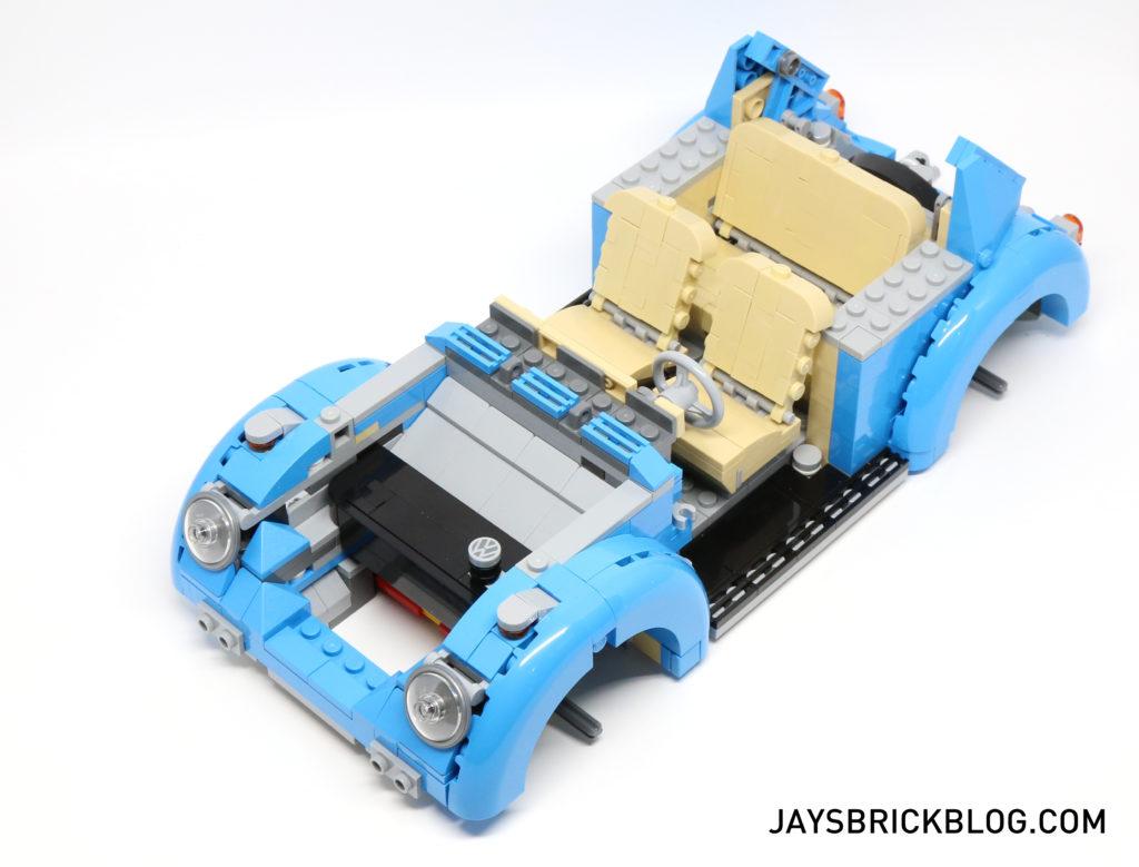 LEGO 10252 Volkswagen Beetle - Bag 2