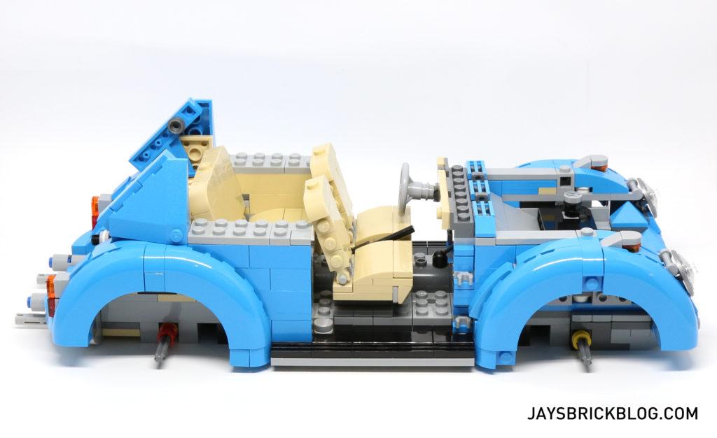 LEGO 10252 Volkswagen Beetle - Bag 2 to 3