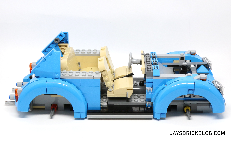 Review Lego 10252 Volkswagen Beetle Jay S Brick Blog