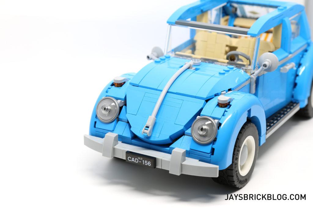 LEGO 10252 Volkswagen Beetle - Bonnet