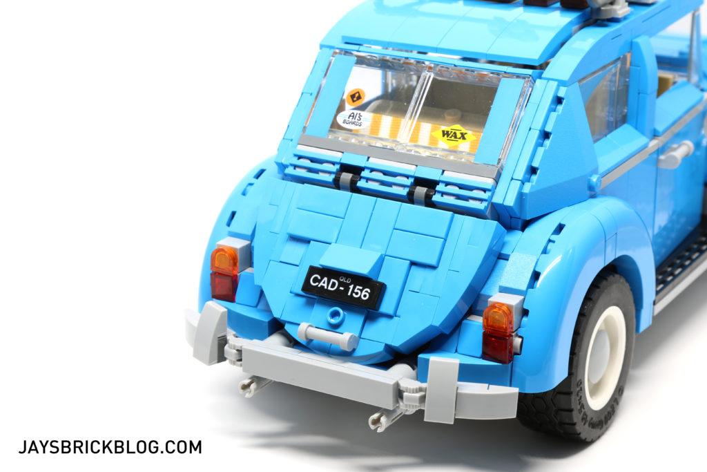 LEGO 10252 Volkswagen Beetle - Boot