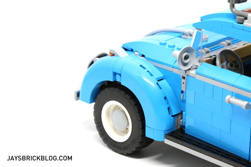 LEGO 10252 Volkswagen Beetle - Curves