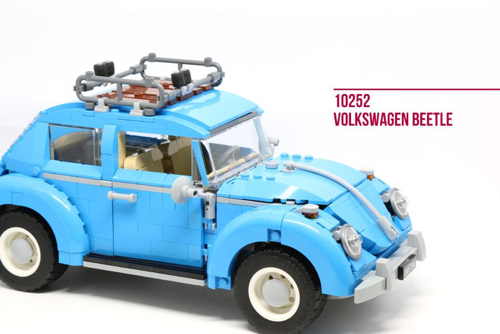 Review: LEGO 10252 Volkswagen Beetle
