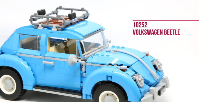 Review: LEGO 10252 Volkswagen Beetle