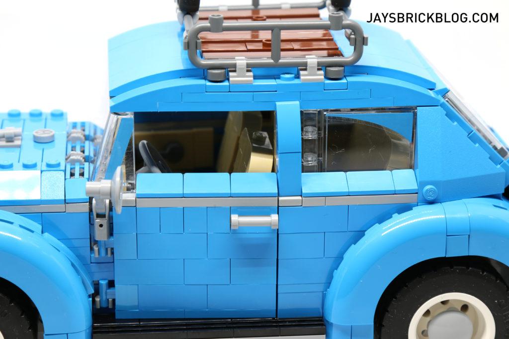 LEGO 10252 Volkswagen Beetle - Side Panel