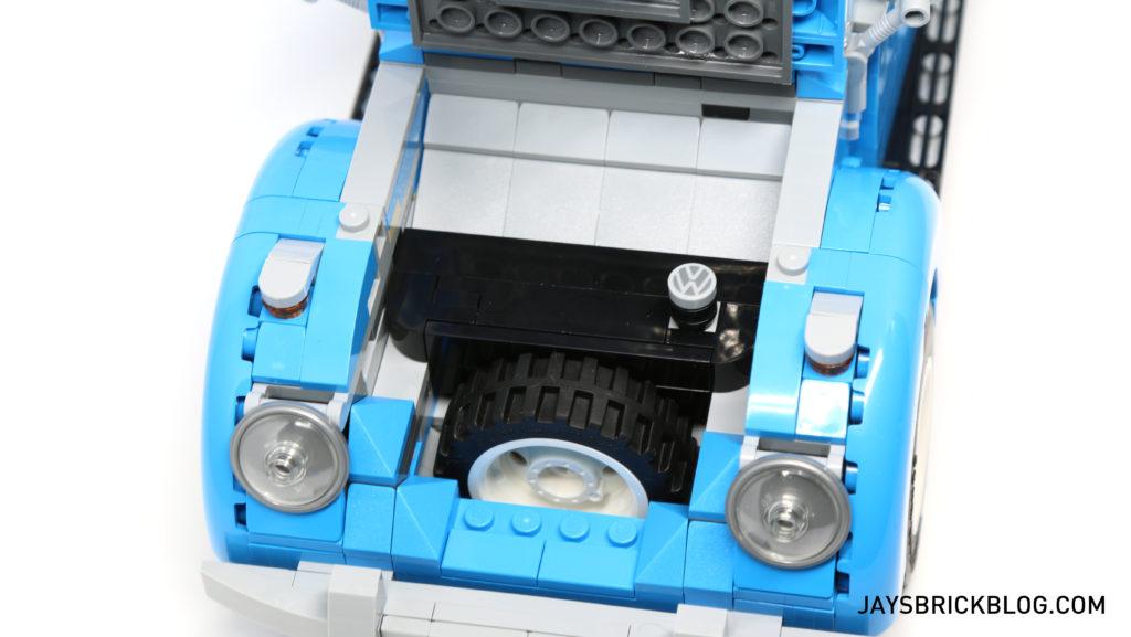 LEGO 10252 Volkswagen Beetle - Spare Tyre