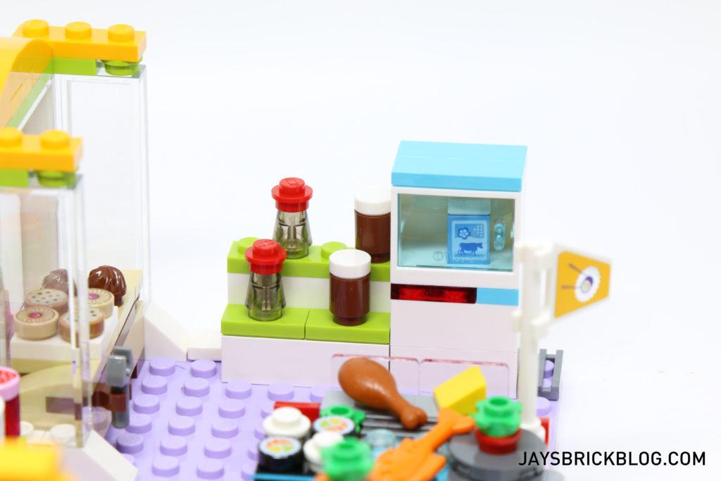 LEGO 41118 Heartlake Supermarket - Beverages