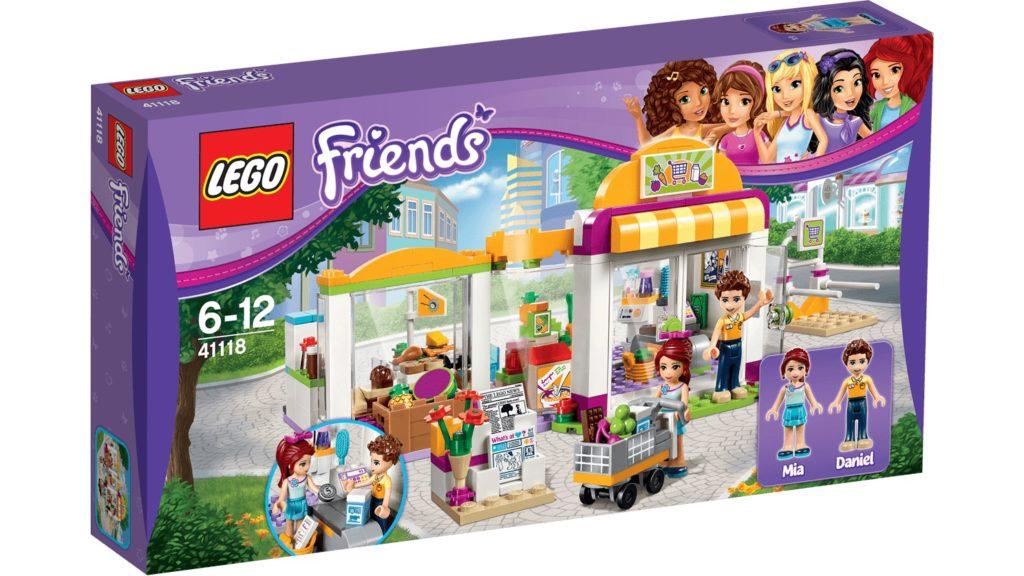 LEGO 41118 Heartlake Supermarket - Box