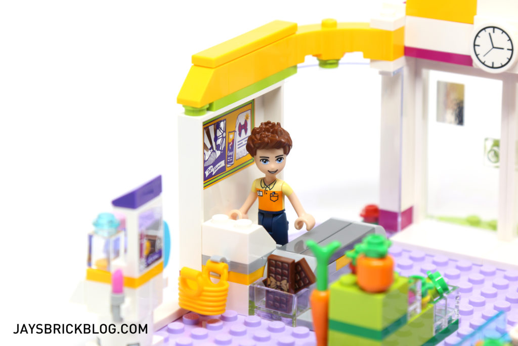 LEGO 41118 Heartlake Supermarket - Cashier Counter