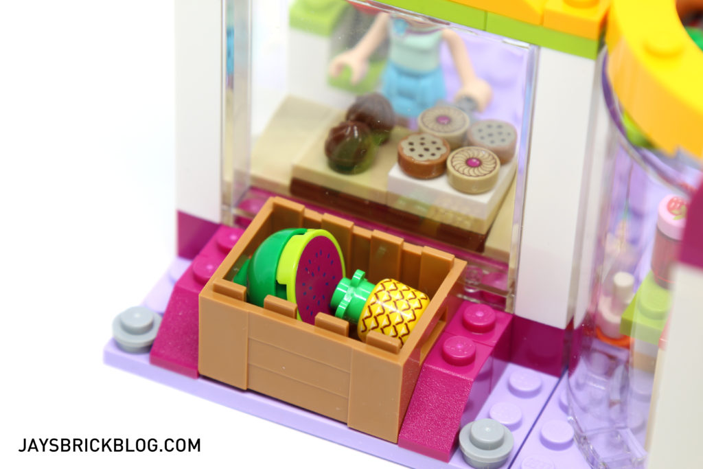 LEGO 41118 Heartlake Supermarket - Fruit Crate