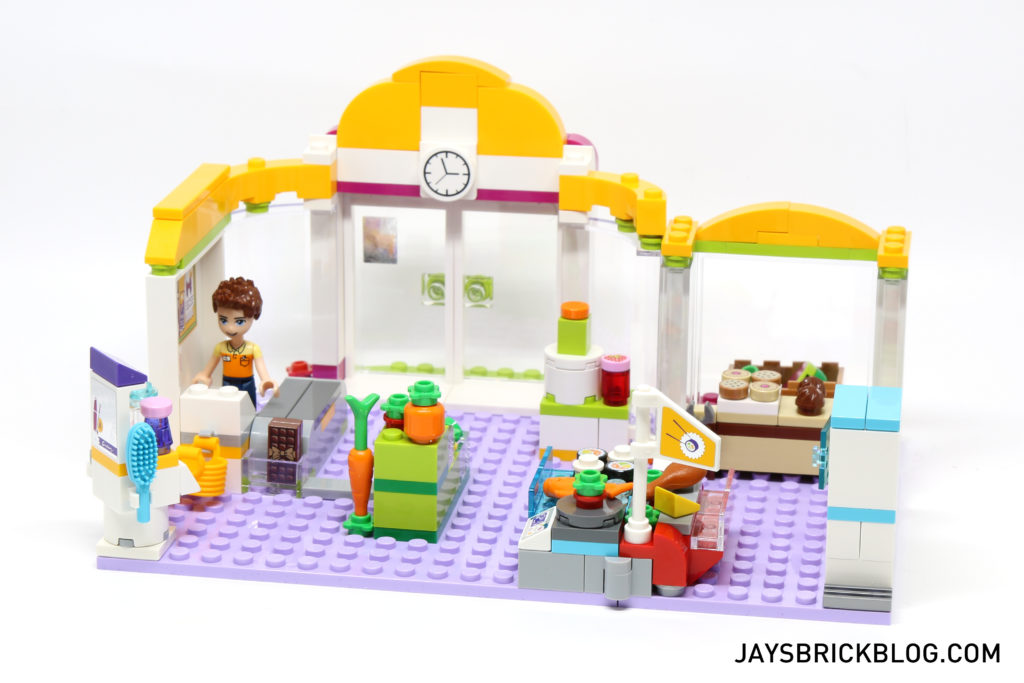 LEGO 41118 Heartlake Supermarket - Interior