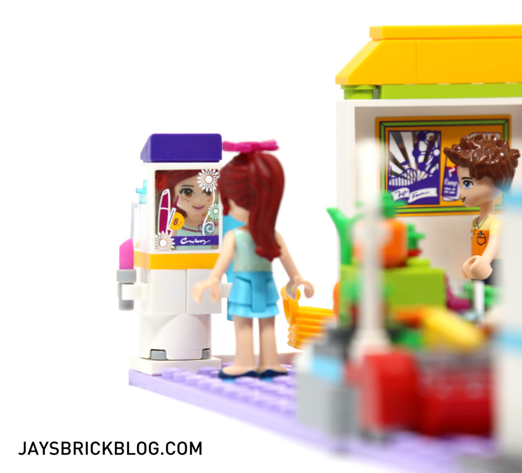 LEGO 41118 Heartlake Supermarket - Mirror