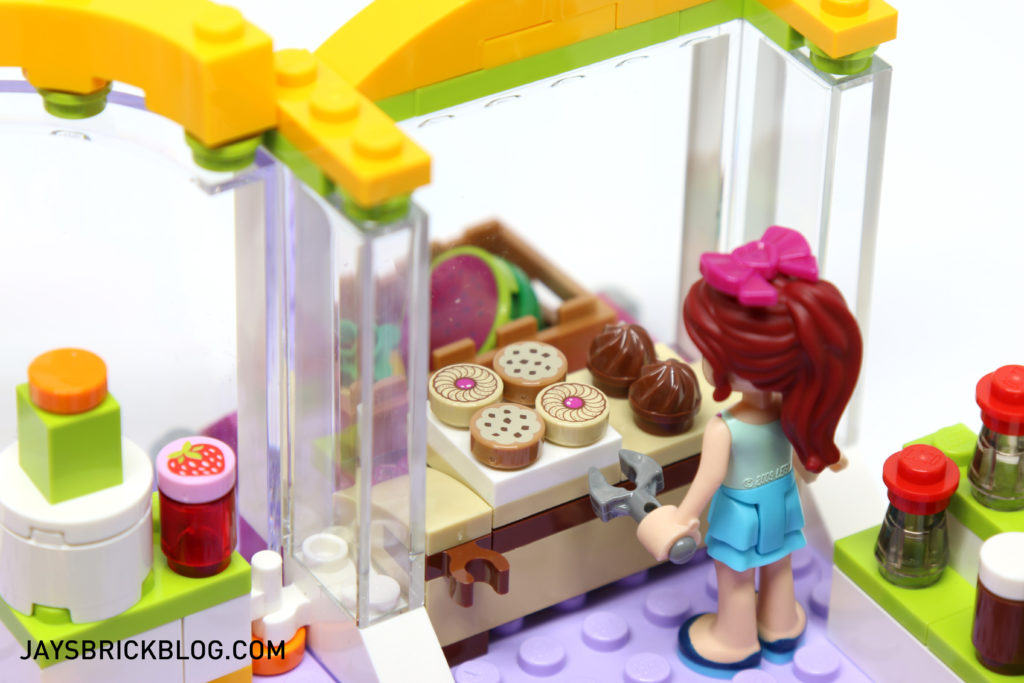 LEGO 41118 Heartlake Supermarket - Pastry Section