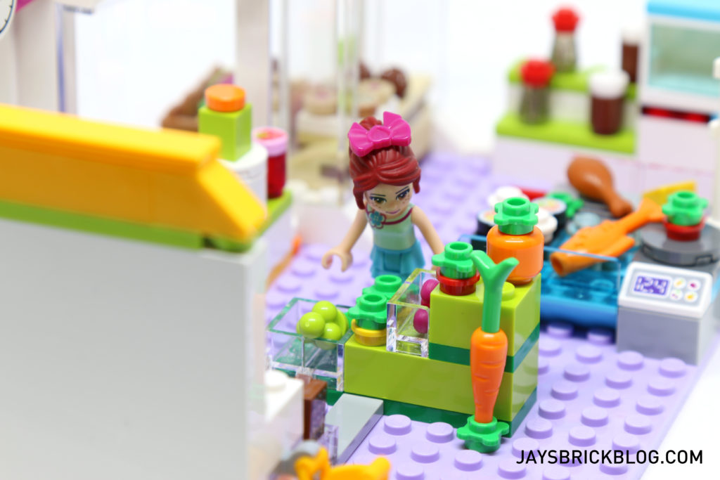 LEGO 41118 Heartlake Supermarket - Vegetable Section
