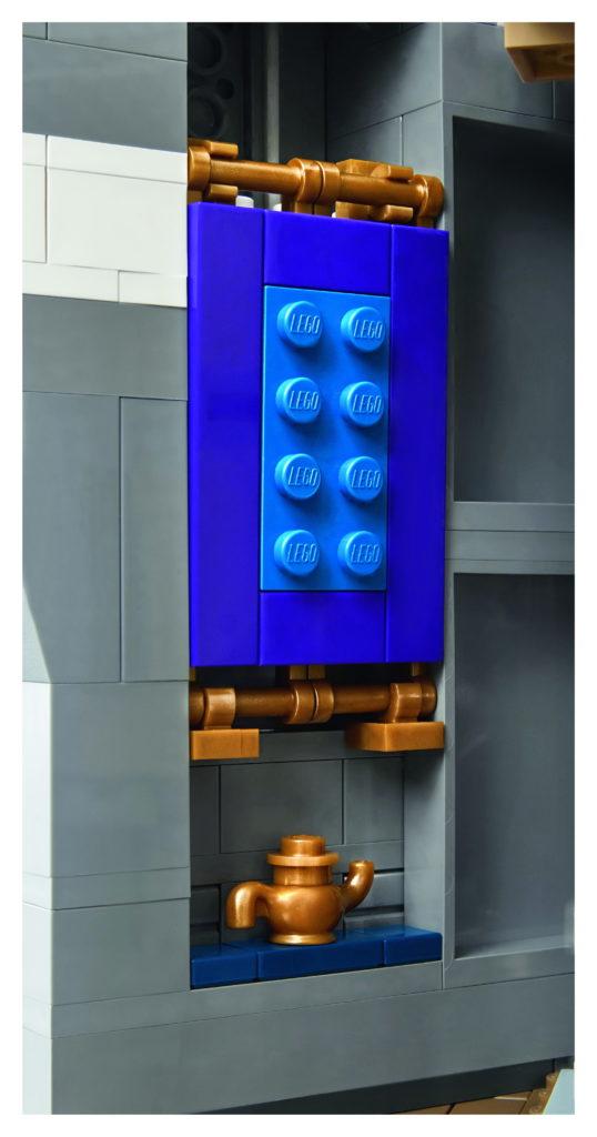 LEGO 71040 Disney Castle - Aladdin