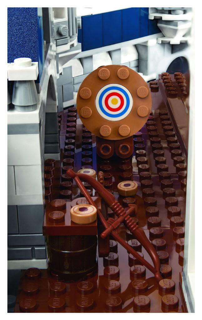 LEGO 71040 Disney Castle - Brave Room