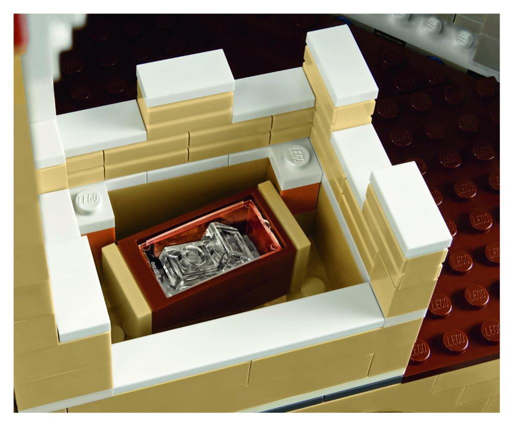 LEGO 71040 Disney Castle - Cinderella Glass Slippers