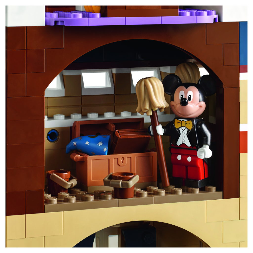 LEGO 71040 Disney Castle - Mickey Mouse Room