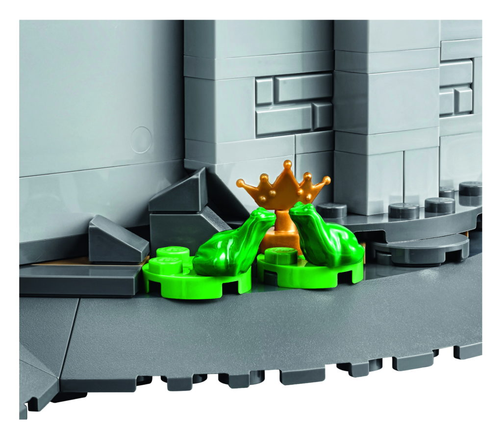 LEGO 71040 Disney Castle - The Princess and the Frog