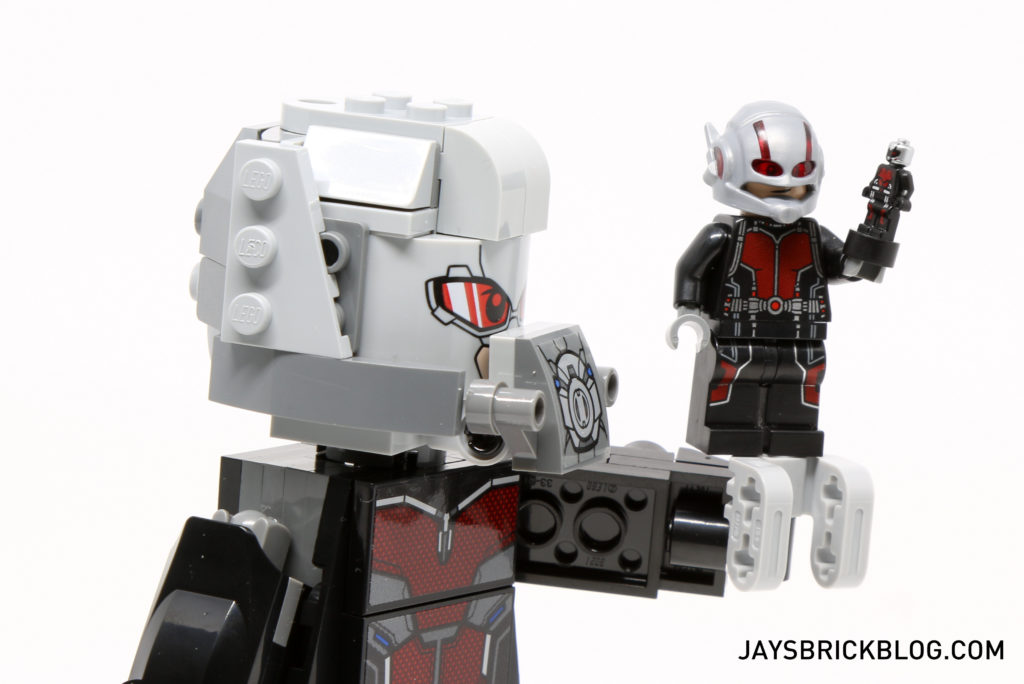 LEGO 76051 Super Hero Airport Battle - Antman