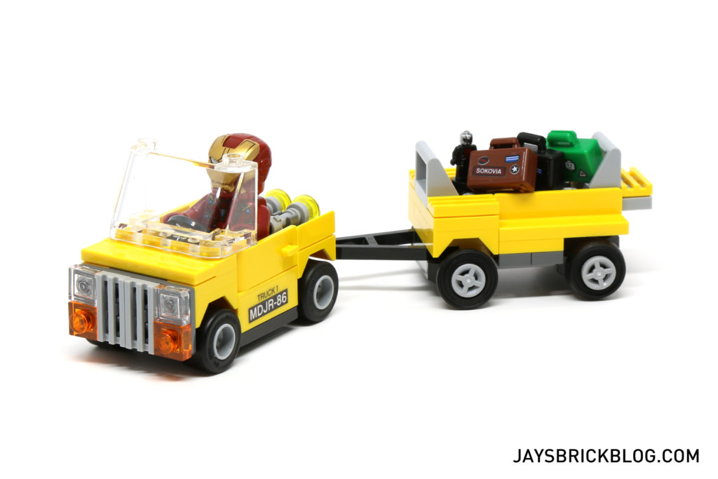LEGO 76051 Super Hero Airport Battle - Baggage Cart
