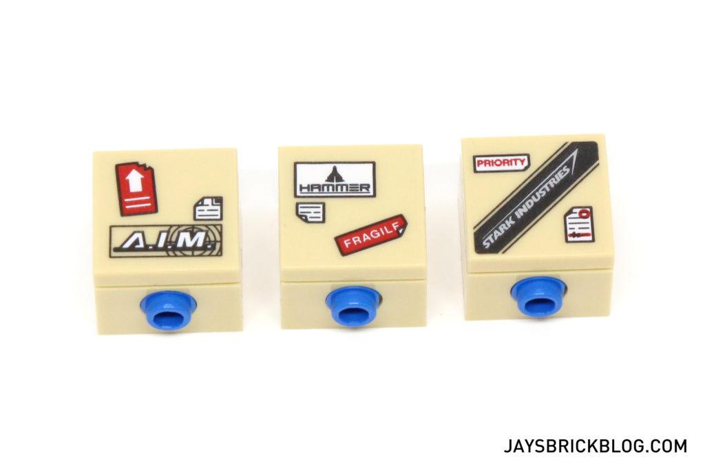LEGO 76051 Super Hero Airport Battle - Boxes