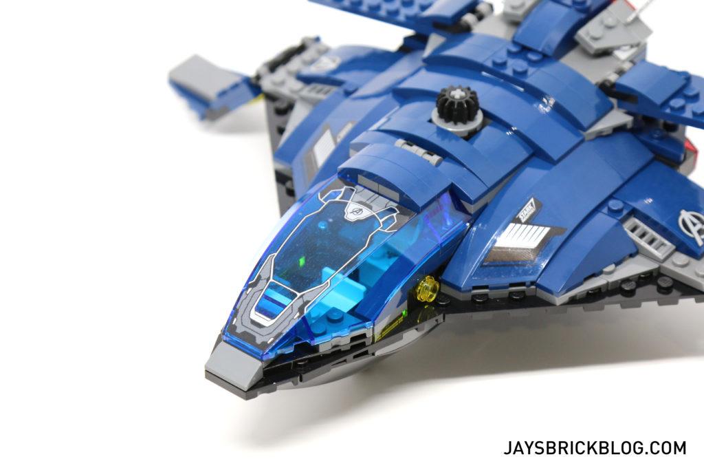 LEGO 76051 Super Hero Airport Battle - Cockpit