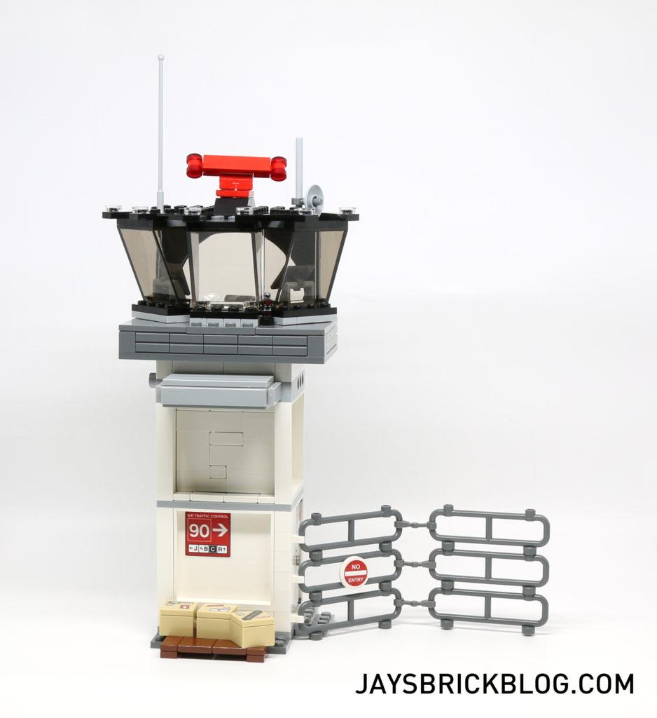 LEGO 76051 Super Hero Airport Battle - Control Tower