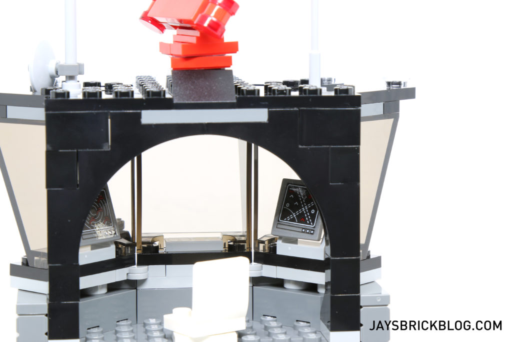 LEGO 76051 Super Hero Airport Battle - Control Tower Interior