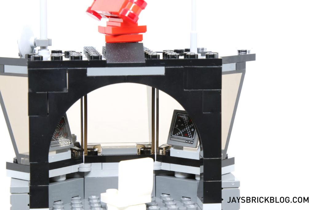 LEGO 76051 Super Hero Airport Battle - Control Tower Interior