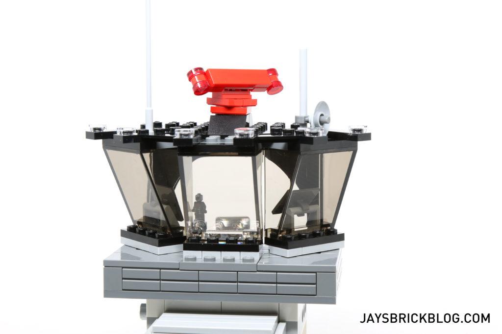 LEGO 76051 Super Hero Airport Battle - Control Tower Top