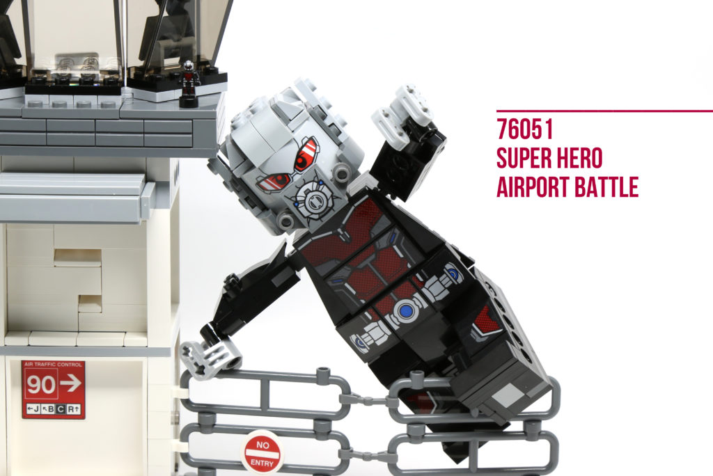 Review: LEGO 76051 Super Hero Airport Battle